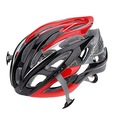 Anself 26 Vents Farradhelmet Radhelm Ultraleicht EPS Outdoor Sports MTB / Road Fahrrad-Fahrrad Einstellbare Helm
