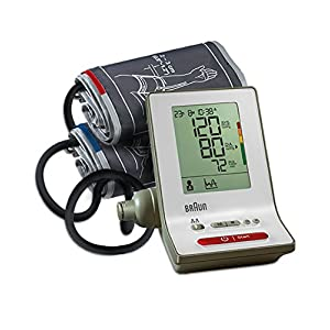 Braun ExactFit 3 Oberarm-Blutdruckmessgerät BP6000