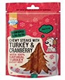 GOOD BOY TURKEY AND CRANBERRY CHRISTMAS DOG TREATS - Best Reviews Guide