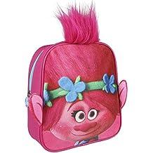 Cerdá Trolls Poppy Mochila Infantil, 28 cm, ...