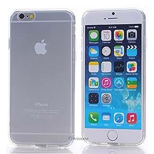 """Arbalest® Coque iPhone 6 6S, [Jelly Série] Blanc Transparent Coque Étui de protection Silicone TPU pour Apple iPhone 4.7"""""""