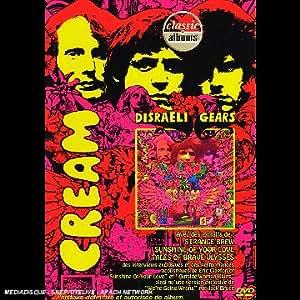 Cream : Disraeli gears