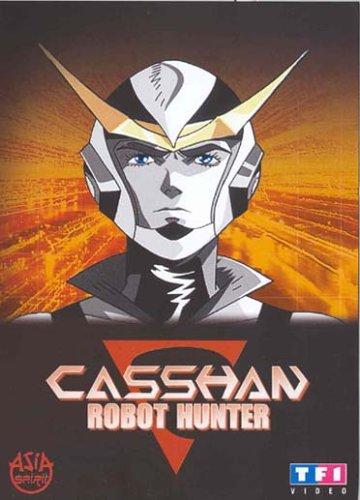 Casshan Robot Hunter