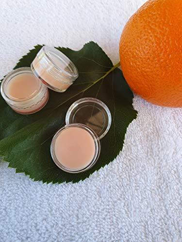 Mandarin Lippenbalsam (Lippenbalsam mit Shea und Kakaobutter