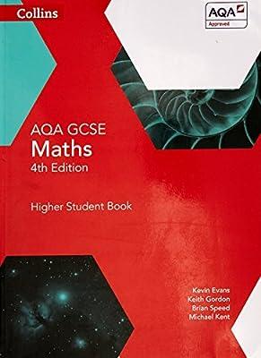 GCSE Maths AQA Higher Student Book (Collins GCSE Maths) by Collins