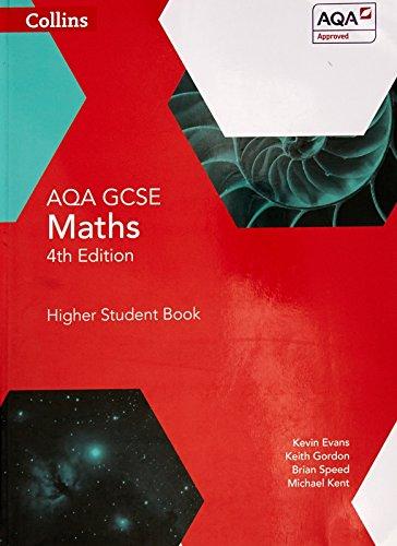 GCSE Maths AQA Higher Student Book (Collins GCSE Maths)