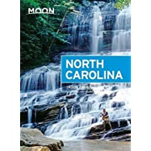 Moon North Carolina (Moon Handbooks)