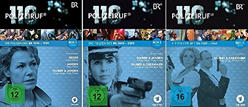 BR-Box 1-3 (9 DVDs)