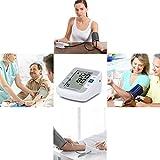 DBPOWER Smart Oberarm Blutdruckmessgerät Meter, IHB und WHO Indikator, 90×2 Speicher für 2 Nutzer, FDA zugelassenes digitales Blutdruckmessgerät (Armband 22cm-42cm) - 7