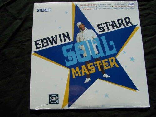 Edwin Master Starr-soul (EDWIN STARR LP, SOUL MASTER (US ISSUE NEW VINYL))