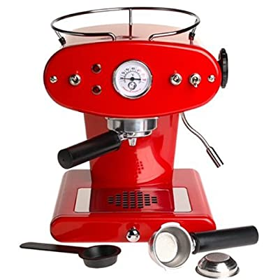 francis francis coffee machine review
