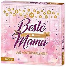 Ideal Trend Roth Adventskalender 2018 Mama Weihnachtskalender Geschenke Kalender
