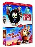 Chicken Little / La Ferme se rebelle - Bipack 2 DVD