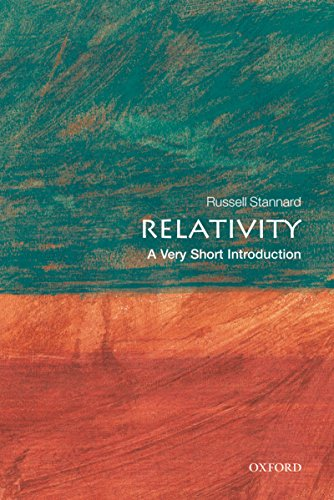 Relativity: A Very Short Introduction (Very Short Introductions Book 190) (English Edition) por Russell Stannard