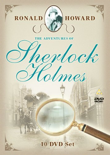 Sherlock Holmes [10 DVDs] (Holmes-box-set Sherlock)