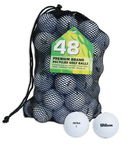 Second Chance Wilson Ultra 48 Balles de golf de...