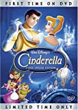 Cinderella [DVD] [1950] [Region 1] [US Import] [NTSC]