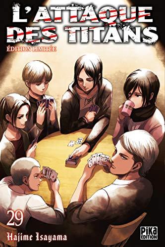 L'Attaque des Titans Edition limitée Tome 29