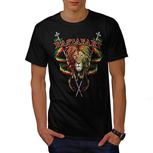 rastafari-bob-marley-rasta-reggae-herren-neu-schwarz-m-t-shirt-wellcoda