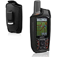 TUSITA Schutzhülle Case Cover für Garmin GPSmap 62 62s 62st 62sc 62stc 64s 64st 64sc Outdoor Handheld GPS