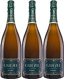 Griesel Sekt Rosé Tradition 2014 Brut (herb) (3 x 1.5 l)