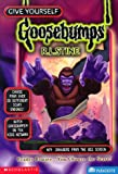 Invaders From Big Screen (Give Yourself Goosebumps - 29)