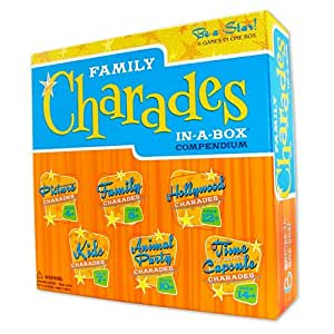Brybelly Holdings TOUT-02 Famille Charades - In-A-Box Compendium