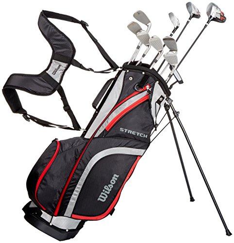 36c6b4eb71e19 Le meilleur set de clubs de golf pour les débutants   le Stretch XL de  Wilson