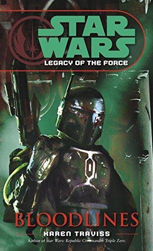 [Star Wars: Legacy of the Force - Bloodlines] (By (author) Karen Traviss) [published: August, 2006] par Karen Traviss