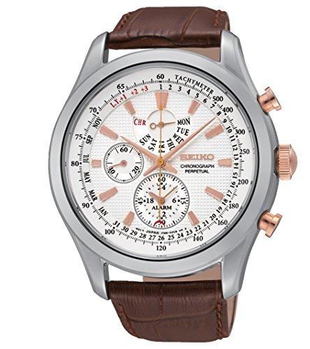510BM3Wq%2B8L - Seiko Dress Chronograph Mens SPC129P1 watch