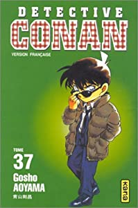 Détective Conan Edition simple Tome 37