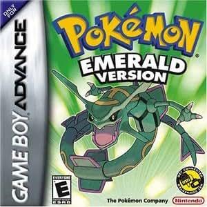Pokémon Emerald (Game Boy Advance) [import anglais]