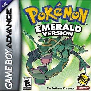 Pokémon Emerald (Game Boy Advance) [Game Boy Advance] [Producto Importado]