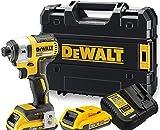 DeWalt DCF886D2 18V Li-ion Cordless Brushless Impact Driver with 2 x 2Ah Batteries