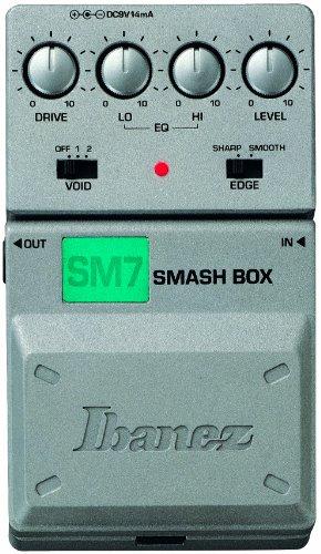 Ibanez SM7 Smash Box Effektgerät