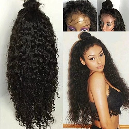 Synthetic Wigs Sensible Charisma Natural Wave Synthetic Lace Front Wigs High Quality Blue Color 22 Inch Wigs Glueless 150% Density Wigs For Black Women Synthetic None-lacewigs