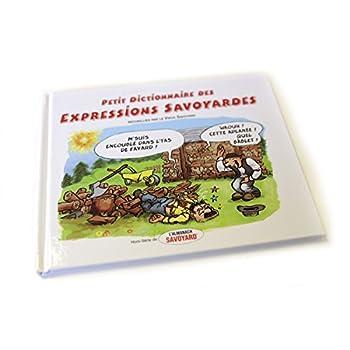 Dictionnaire des Expressions Savoyardes Illustrées-Déco montagne