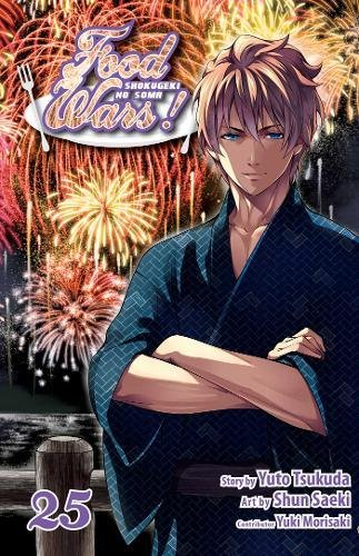 Food Wars!: Shokugeki No Soma, Vol. 25 por Yuto Tusukuda