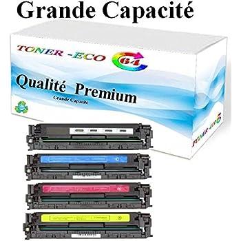 4 Toner compatible pour imprimante, Canon I-Sensys Mf8230cn, Canon I-Sensys Mf8280cw, Canon i-Sensys LBP7110Cw, Canon i-SENSYS LBP7100Cn,canon LBP7100, Canon LBP7100CN, Canon LBP7110, Canon LBP7110CW, Canon MF8230, Canon MF8230CN, Canon MF 8280 cw, Canon MF8280CW, tonereco64 ®