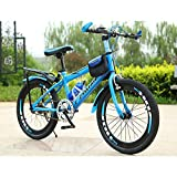 FJW Men's Mountain Bike 20 Inch 22 Inch 24 Inch Single Speed High-carbon