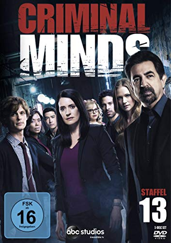 Criminal Minds - Staffel 13 [5 DVDs]
