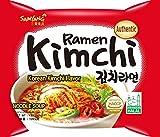 Samyang Kimchi Ramen 120g-Pack of 5
