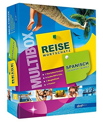 Multibox Reisewortschatz Spanisch