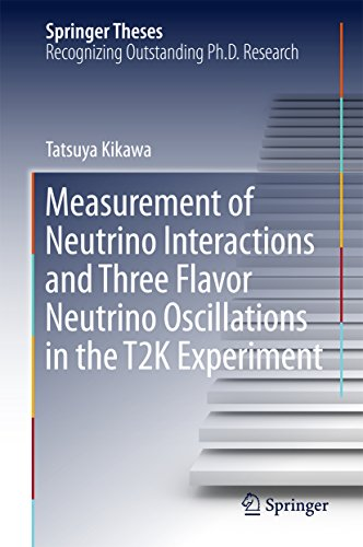 Measurement of Neutrino Interactions and Three Flavor Neutrino Oscillations in the T2K Experiment (Springer Theses
