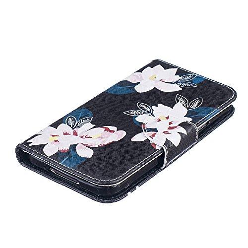 Linvei Samsung Galaxy S7 Edge handyhülle Leder mit Wallet Ständer Cover für Samsung Galaxy S7 Edge Color 1