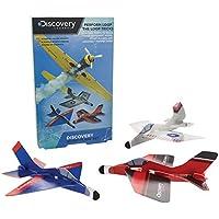 Paladone Pp2940dis Discovery Channel Avion de voltige Ensemble