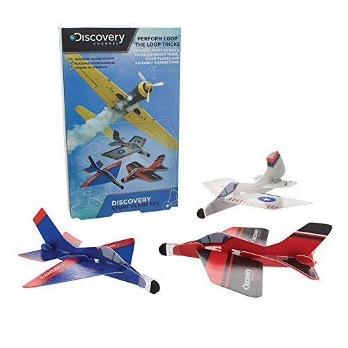 paladone-pp2940dis-discovery-channel-stunt-plane-set
