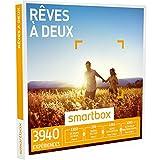 SMARTBOX - Coffret Cadeau - RÊVES À DEUX - 3940 expériences : séjour, séance bien-être, gastronomie ou aventure