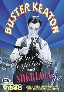 Our Hospitality & Sherlock, Jr [DVD] [2024] [US Import] [NTSC]