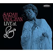 Live at Rosy's [2 CD] by Sarah Vaughan (2016-05-04)